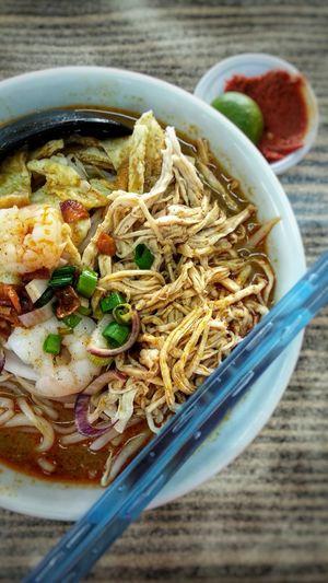 Sarawak Laksa! Food Smartphone Photography Food Photography Sarawak Food Noodles