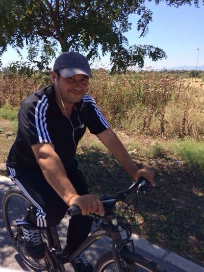 Biking at Sasalı Doğal Yaşam Parkı 34 km road in 2 hours