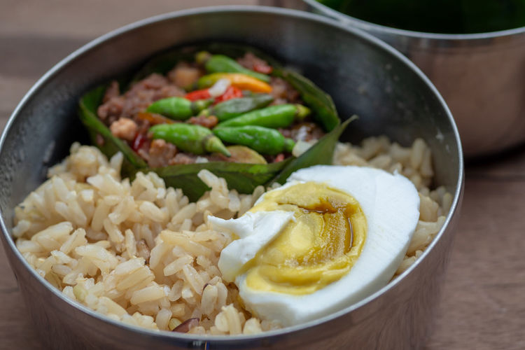 Asian Food Bowl Chopped Close-up Cooking Pan Eating Utensil Egg Focus On Foreground Food Food And Drink Freshness Healthy Eating Household Equipment Indoors  Kitchen Utensil No People Preparation  Ready-to-eat Spoon Vegetable Wellbeing