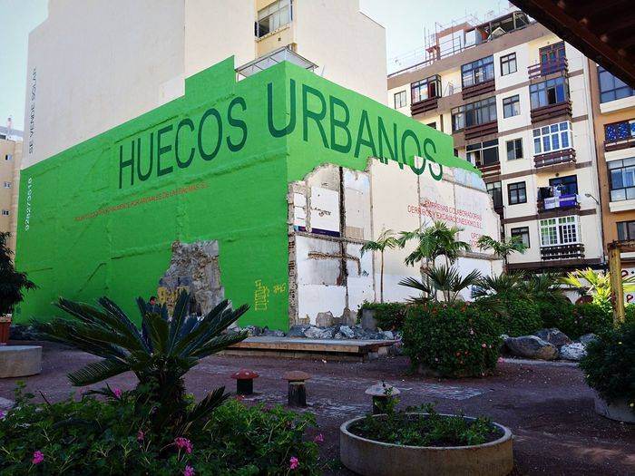 Huecos Urbanos