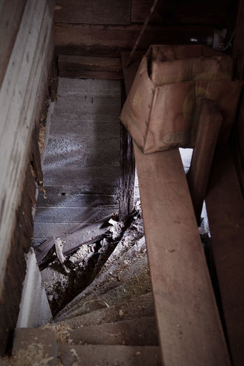 Deserted house interior with some interesting details. Abandoned Architecture Bad Condition Broken Built Structure Damaged Decay Decaying Building Deserted Deserted House Deserted Houses Destruction Deterioration Home House Indoors  Interior Messy Obsolete Old Ruined Staircase Steps Water Weathered