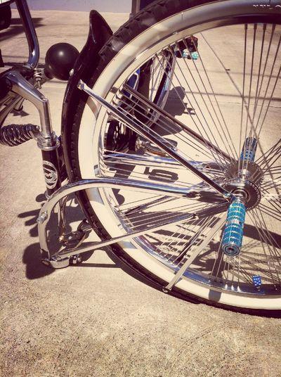 Bicycle CicLAVia Bicycle Mods