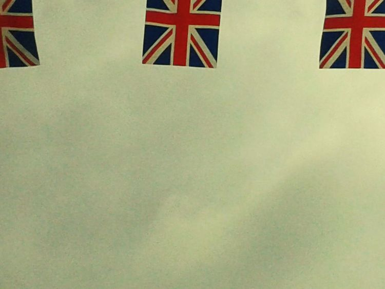 Bunting Union Flag