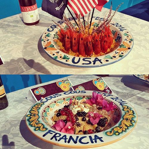 Couscousfest Sanvitolocapo USA France Sicily Food Foodporn Foodpic Igerspalermo