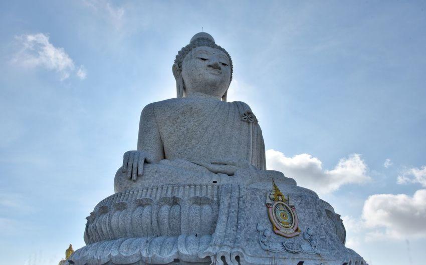 Big Buddha in