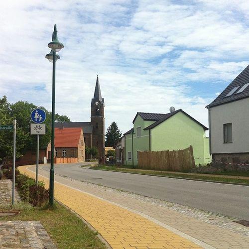 Berlin'den 50 km uzakta bir köy / Kagel