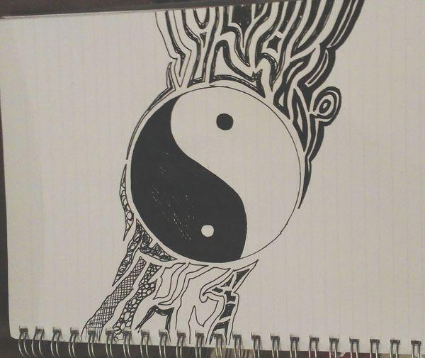 Doodling Drawing Art Follow Me
