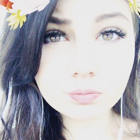 Follow me on Instagram bunnyxoxo_69 SundayFunday Flowergirl Snapchat