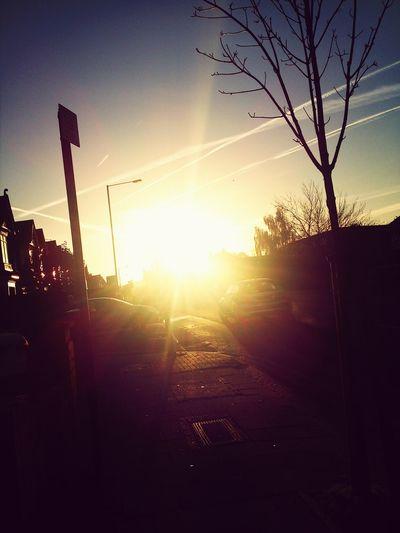 Sunshine ☀ Sky And Clouds Sunset Sunrise