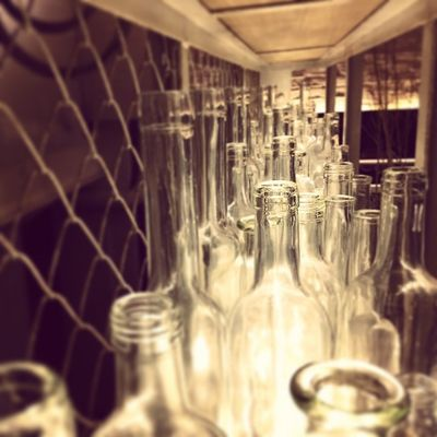 Bottle From My Point Of View Light And Shadow Glass Interior Design Instagood SPAIN Saporem Bars And Restaurants