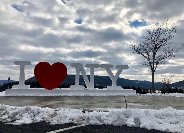 #i Love NY