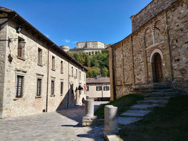 Cagliostro Fortress Fortress In Europe