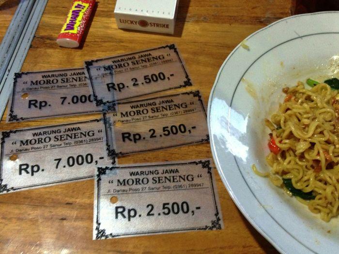 [sanur] 2012 - the best meal