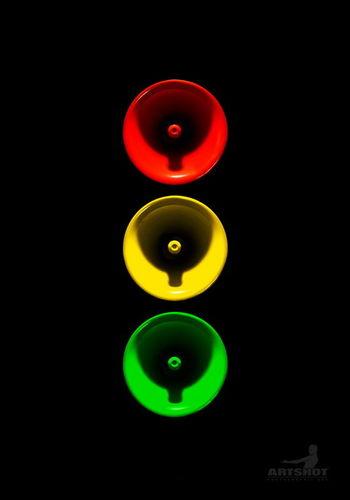 Traffic Light Colorkey ArtWork Still Life Colors Red Traffic Traffic Lights Digital Art Graphic Design Green