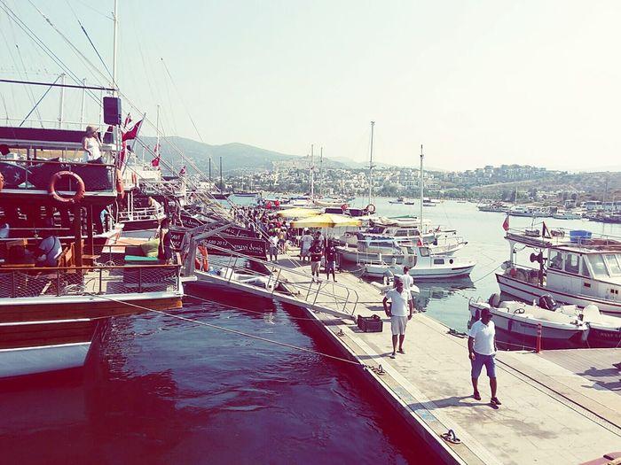 Travelturkey Travelbodrum Holiday♡ Gemiler Denizhavası Sun Summer Water Nature People Schifffahrt JetSet Wunderland  Connected By Travel