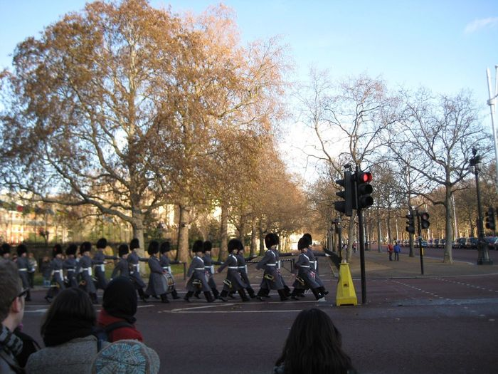 London Lifestyle Tree Large Group Of People Men Sky Person Outdoors Real People Day Crowd People Adult
