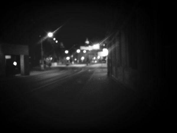 Plassenburg Night Lights Streetphoto_bw Kulmbach