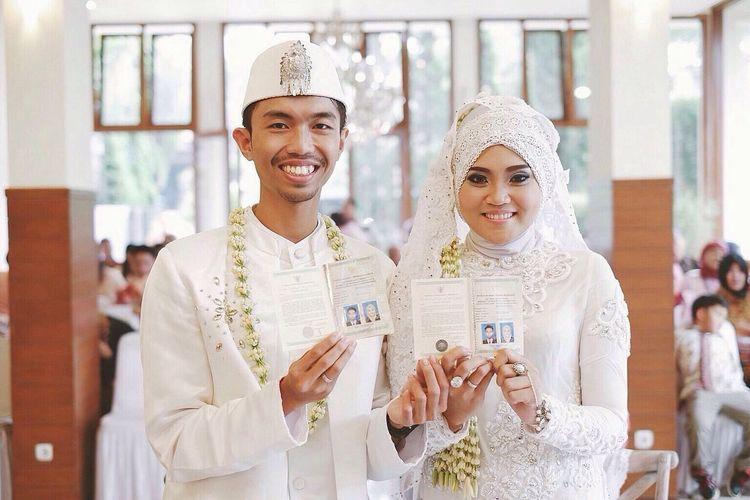 22052016 Wedding Day Bestpartofmyday Husband And Wife