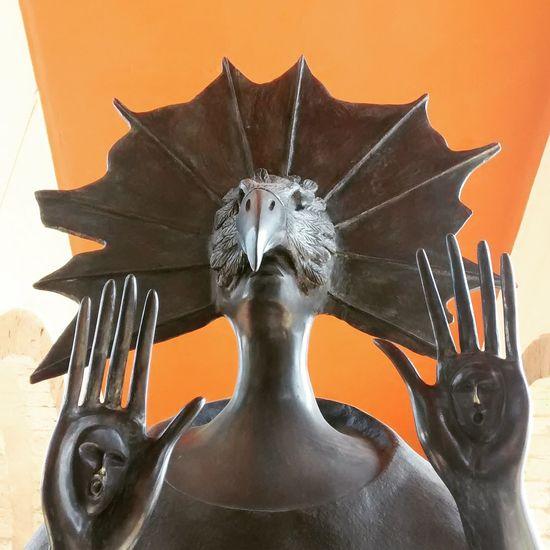 Close-up Sculpture Statue Leonoracarrington LeonoraCorrington