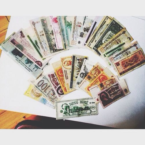 Money collection