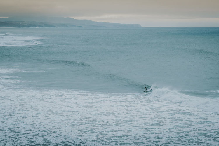 Sea Water Beauty In Nature Scenics - Nature Motion Outdoors Surfing Surf Surfer Sport Water Sport Coast Wave Coastline