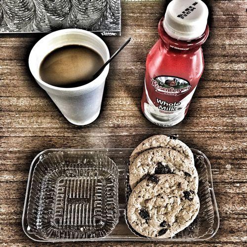 Milkandcookies Coffee And Sweets Oatmeal Raisin Cookies Snapseed