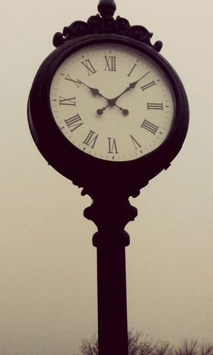 Time Waits For No One Walking Around The City  Time To Reflect