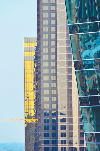 Layers No People Reflections Building Exterior Built Structure Exterior Architectural Detail City Buildings Building Exterior Architecture