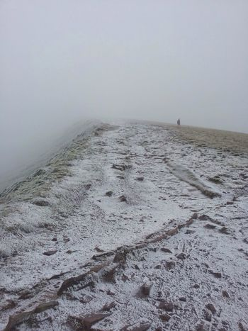 Winter Mountains Walking Around IPSMinimalism