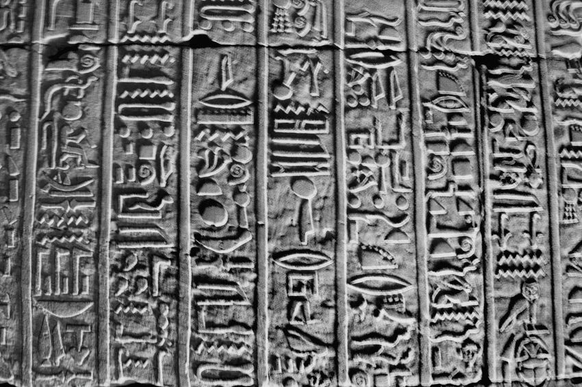 Pattern Pieces Pattern, Texture, Shape And Form Pattern Hieroglyphics Ancient Egypt Photo Picoftheday Our Best Pics Blackandwhite Traveling Hello World ✌ Artistic Photo