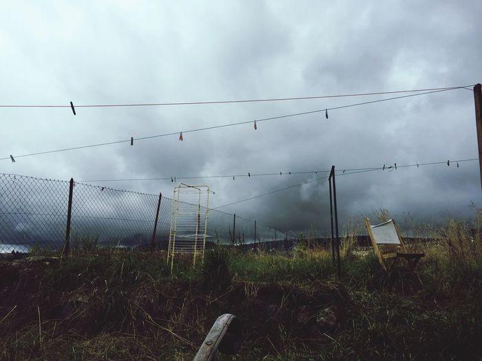 Orage Ciel Nuages Nuages D'orage Cloud - Sky