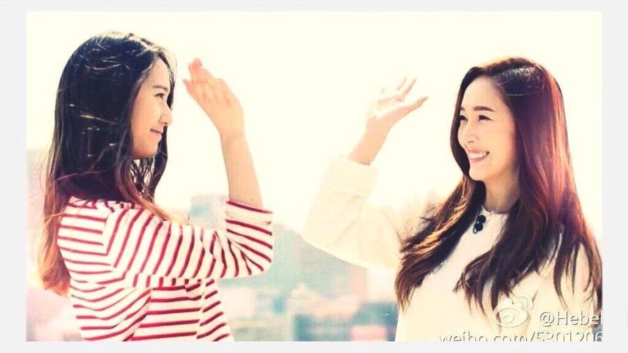 Jessica F(x) Krystal Jung SNSD it will wonderful show :3 i believe