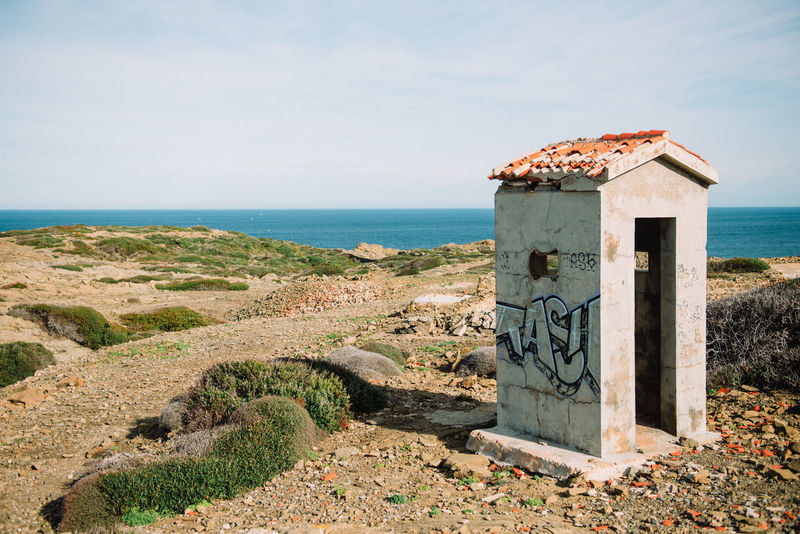 Military Base, Menorca Arquitecture Collapse Construction Mediterranean  Mediterranean Architecture Mediterranean Landscape Obsolete Ruins Baleares Balearic Islands Blast Building Detail Landscape Menorca Military Military Base Obsolescence Old Architecture Pulled Down Ruin Wreckage