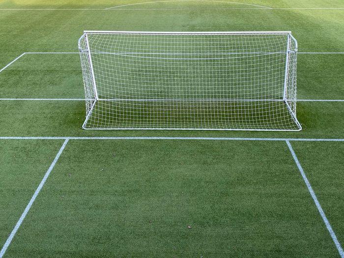 A goal. Yup