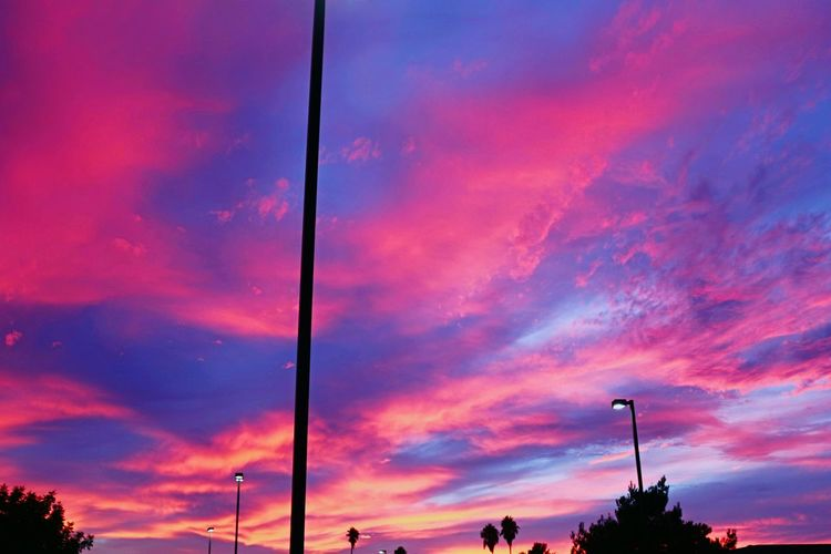 Sunset photo by arden mall