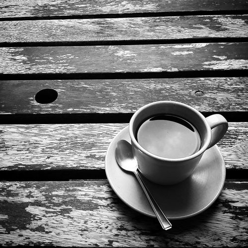 Morning coffee at Thesnug on Lensfield Road. Monochrome Blackandwhite Blackandwhitephotography MonochromePhotography Coffee Coffee And Cigarettes Breakfast Breakfast Coffee Thesnuglensfield Cambridge Lensfieldroad