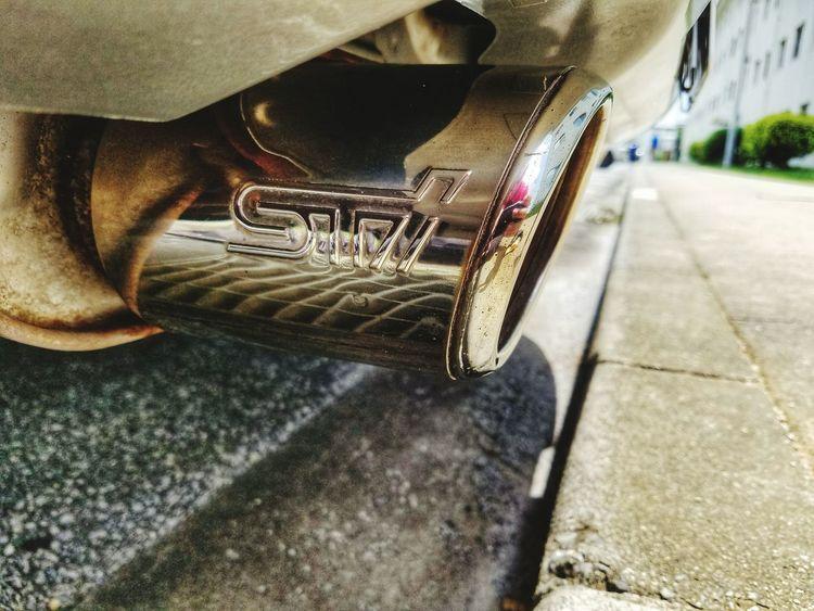 Love my STI Subaru Impreza Wrx STi