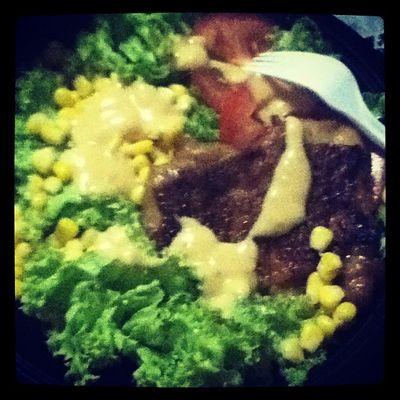 ~ Chix Salad
