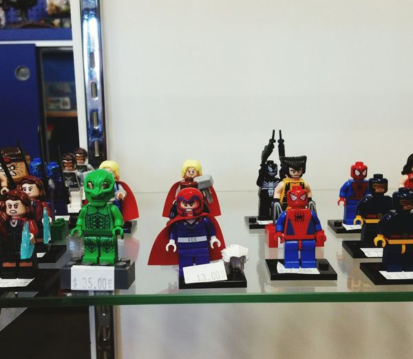 October 3-Marvel 5ffphoto Marvel LEGO Legophotography