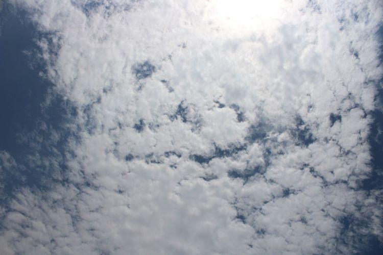 Cloud - Sky Backgrounds Cloudscape Tranquility
