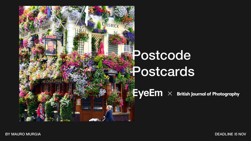 We're hitting the streets of London 🇬🇧 Capture the capital through your local lens in our special and Mission. The winners will be featured in The British Journal of Photography → https://www.eyeem.com/m/13950913