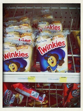 Deben ser todos mios SoyTuFat Twinkies