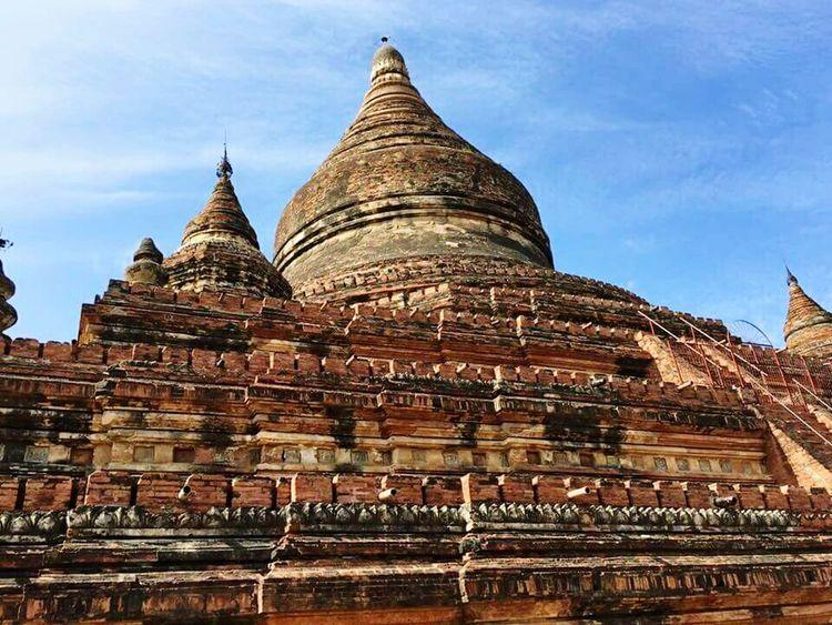 Bagan - An ancient city in South East Asia Bagan In #myanmar