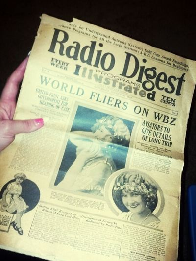 1924 News Paper