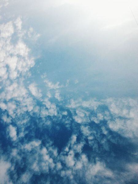Today is my day ⛅ Hello World Sky And Clouds Let It Be Enjoying Life