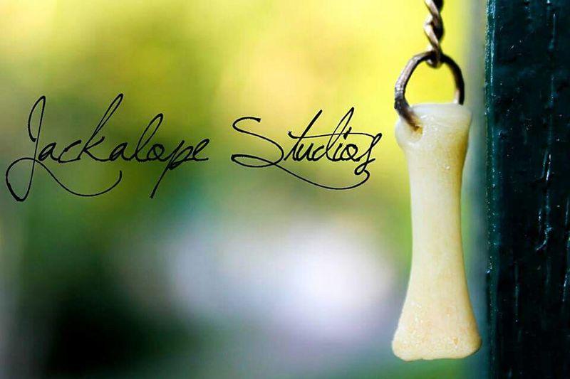 Jackalope Studios product shot. Productphotography Product Product Photography Product Shot Jewelry Bone  Necklace Depth Of Field Blur Color
