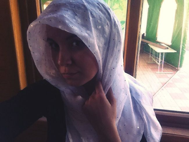 Hijjab Hijjabfashion Muslimah Tatar