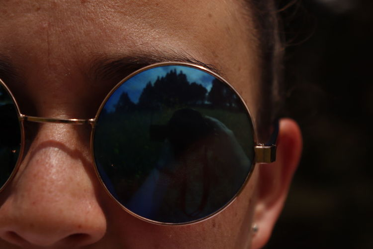 Big selfie Noedit Costa Rica Selfie Portrait Selfietime Sunglasses Eyesight Sunglasses Close-up Vision Eyebrow Body Part Human Eye