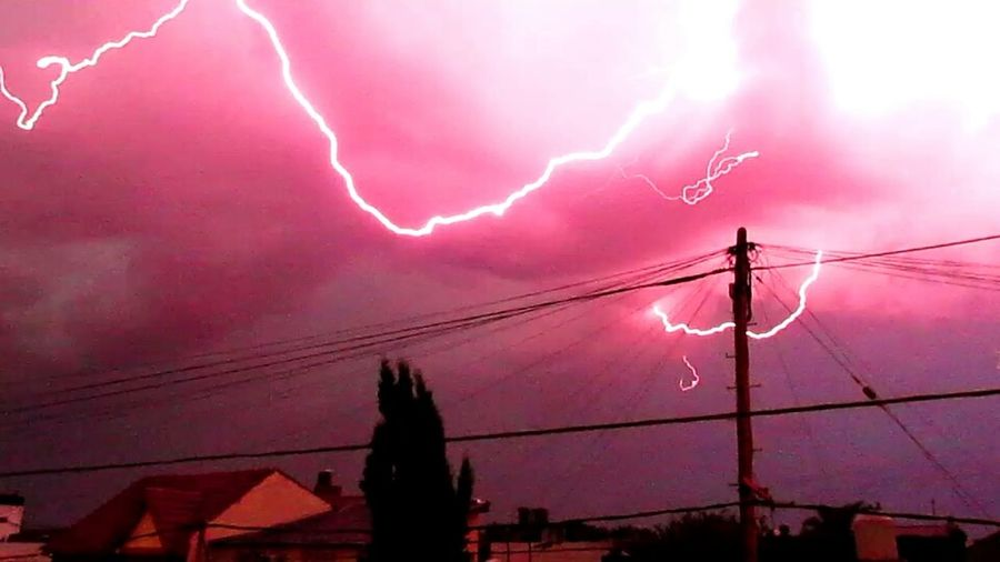 Storm 6/1/15 Tormenta Stormy Sky Thunderstorm Buenosaires Stormy Weather Storm Beautiful Perfection Electric Nice Atmosphere