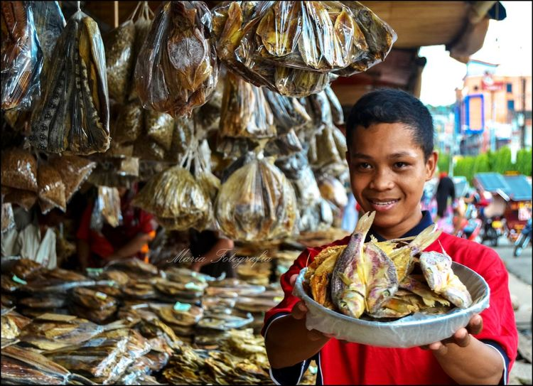 Abundance Dried Fish  Market PagadianCity Retail